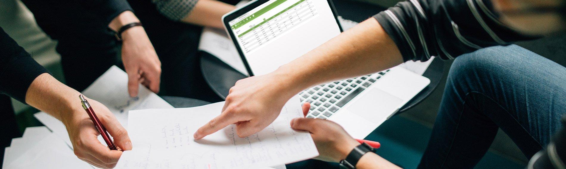 Brugervenligt og intuitivt projektstyringsværktøj